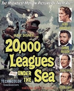20,000 Leagues Movie Poster