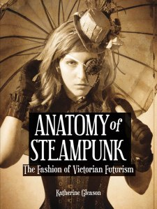 Anatomy Steampunk Cover