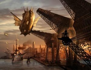 port city - franz vohwinkel