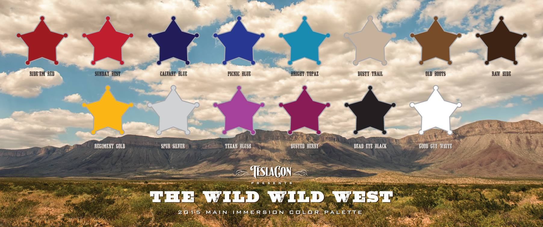 review airship ambassador page 2 On old west color palette