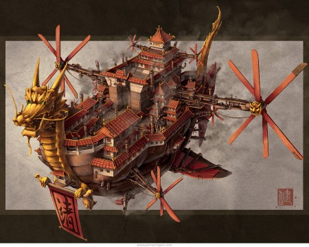 Imperial-Airship