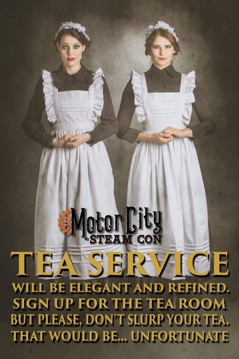 motor city tea