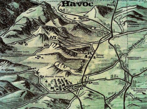 Havoc-map