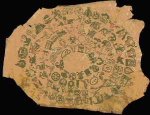 hutt-pictographs